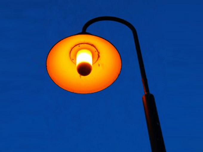 Stechmücken vertreiben mit gelbem Licht